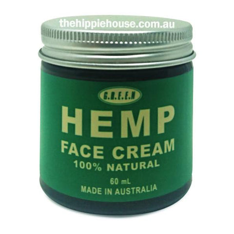 Hemp Face Cream - The Hippie House