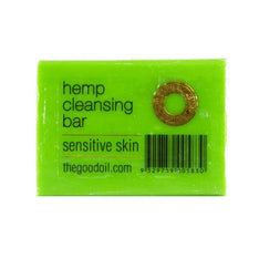 Hemp Cleansing Soap Bar - Unscented - The Hippie House