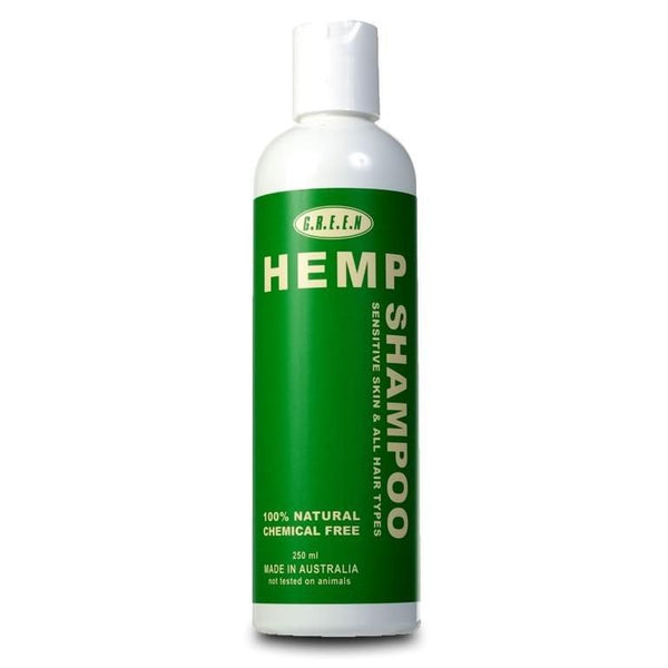 Hemp Hair Shampoo - 500ml - The Hippie House