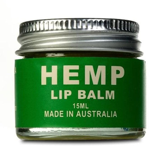 Hemp Lip Balm - The Hippie House