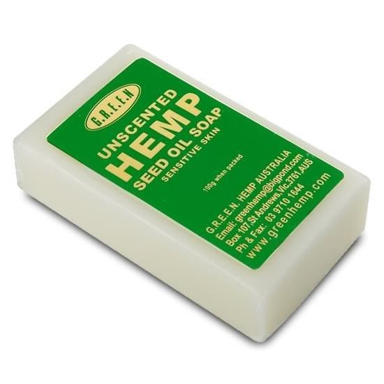 Hemp Soap Bar - The Hippie House