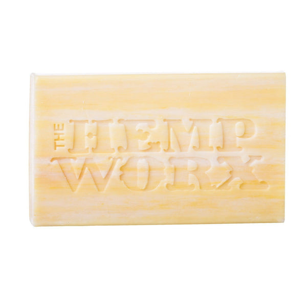 Hemp Worx Lemon Myrtle Soap Bar - The Hippie House