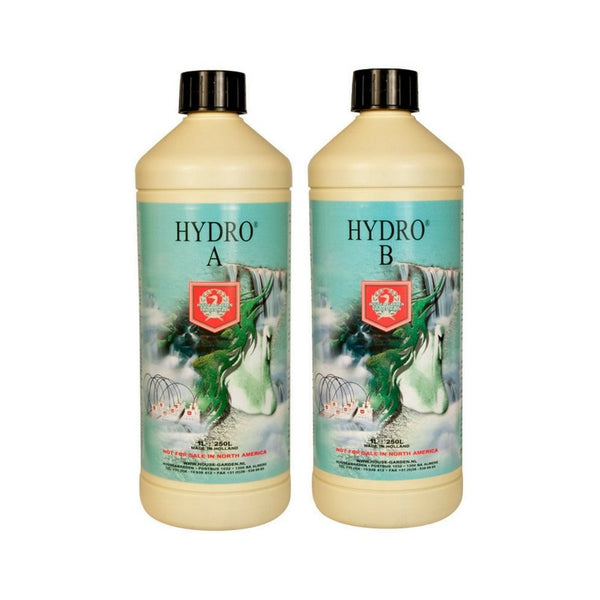 House & Garden Hydro A&B Set - 1L - The Hippie House