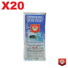 House & Garden Shooting Powder - 20 Pack - The Hippie House