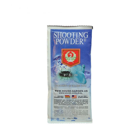House & Garden Shooting Powder - Single Sachet - The Hippie House
