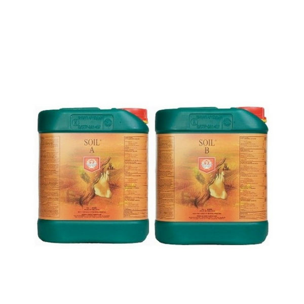 House & Garden Soil A&B Set - 5L - The Hippie House