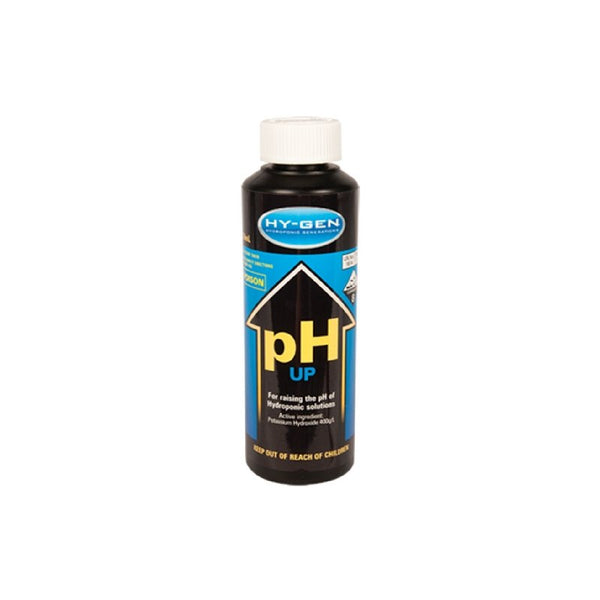 Hy-Gen PH Up - 250ml - The Hippie House