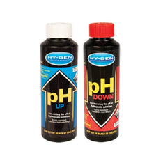 Hygen Set - pH Up + pH Down - 250ml - The Hippie House