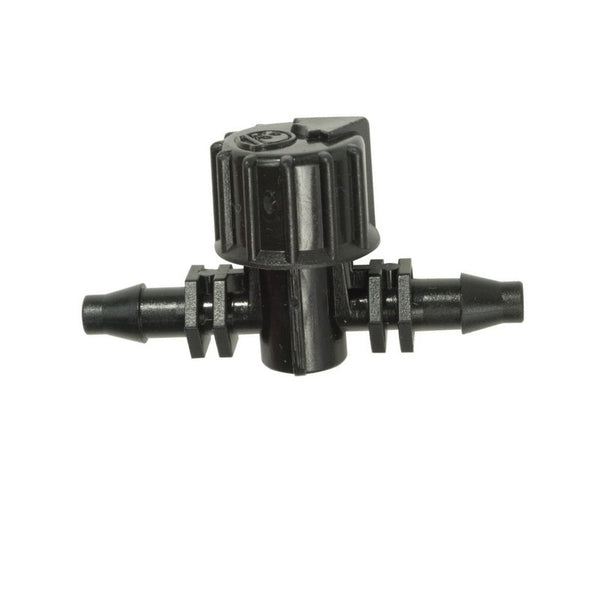 Inline Barbed Valve - 4mm - The Hippie House