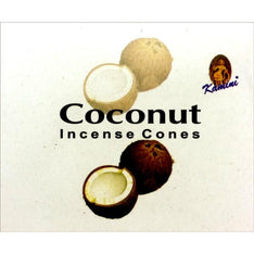 Kamini Incense Cones - Coconut - The Hippie House