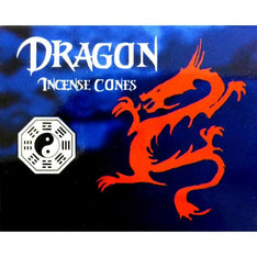 Kamini Incense Cones - Dragon - The Hippie House