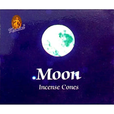 Kamini Incense Cones - Moon - The Hippie House