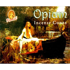 Kamini Incense Cones - Opium - The Hippie House