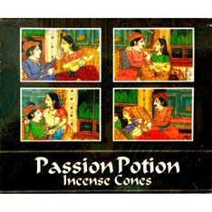 Kamini Incense Cones - Passion Potion - The Hippie House