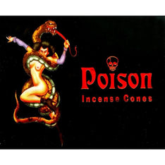 Kamini Incense Cones - Poison - The Hippie House