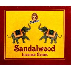 Kamini Incense Cones - Sandalwood - The Hippie House