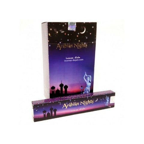 Kamini Arabian Nights Incense Sticks - 180 Grams - The Hippie House