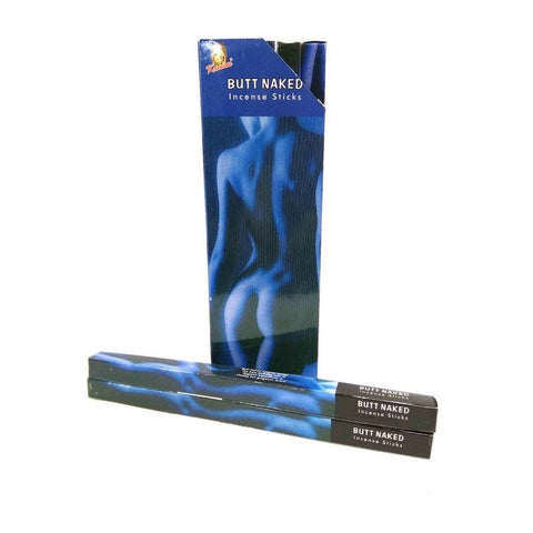 Kamini Butt Naked Incense Sticks - 200 Sticks - The Hippie House