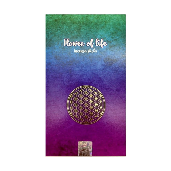 Kamini Flower Of Life Incense Sticks - 180 Grams - The Hippie House