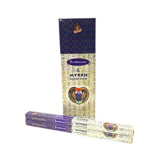 Kamini Frankincense Myrrh Incense Sticks - 200 Sticks - The Hippie House