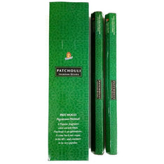 Patchouli Garden Incense Sticks - Kamini - Box Of 6 - The Hippie House