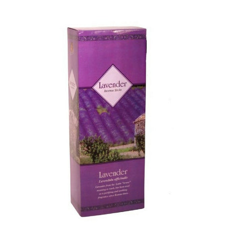 Kamini Lavender Incense Sticks - 200 Sticks - The Hippie House