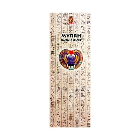 Kamini Myrrh Incense Sticks - 200 Sticks - The Hippie House