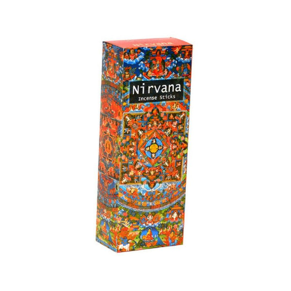 Kamini Nirvana Masala Incense Sticks - 200 Sticks - The Hippie House