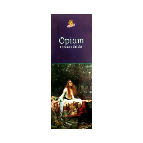 Kamini Opium Incense Sticks - 200 Sticks - The Hippie House