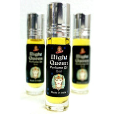 Kamini Roll On Perfume Oil Night Queen - The Hippie House