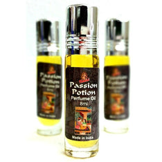 Kamini Roll On Perfume Oil Passion Potion - The Hippie House