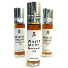 Kamini Roll On Perfume Oil White Musk - The Hippie House