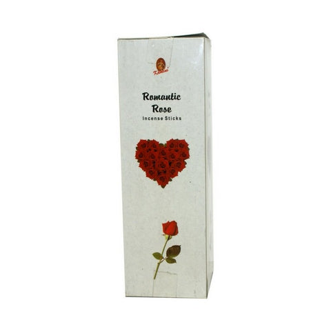 Kamini Romantic Rose Incense Sticks - 200 Sticks - The Hippie House