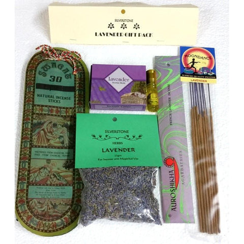 Lavender Gift Pack - The Hippie House