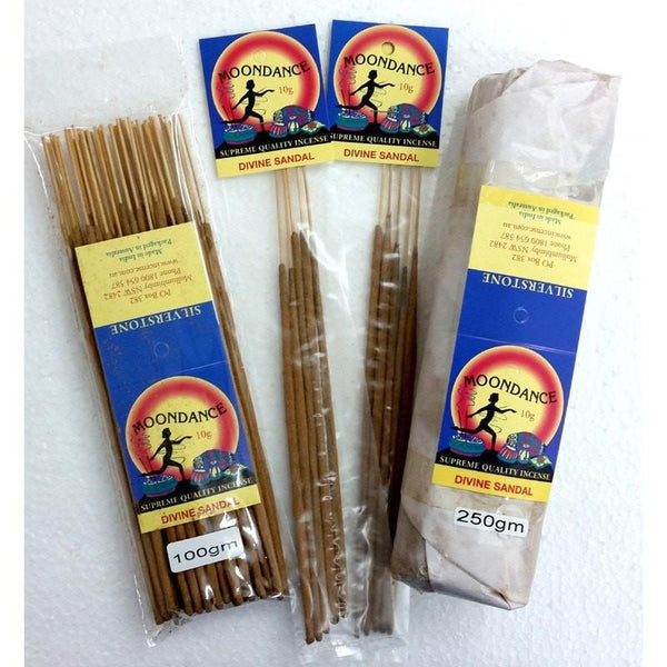 Moondance Incense - Divine Sandal - 250g - The Hippie House
