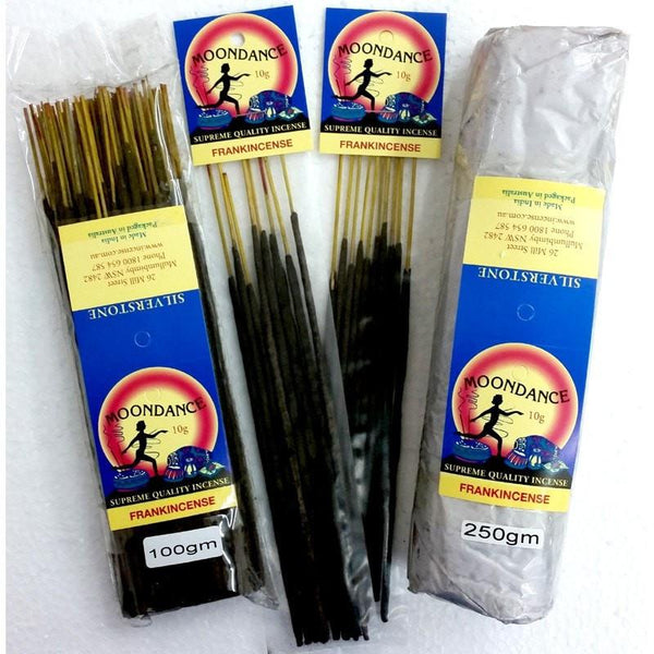 Moondance Incense - Frankincense - 100g - The Hippie House