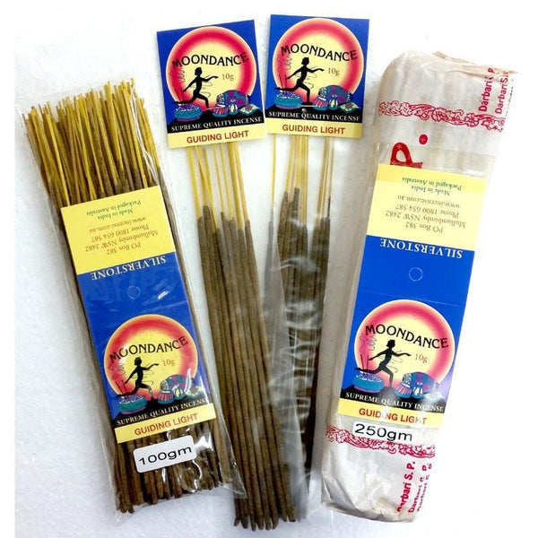 Moondance Incense - Guiding Light - 100g - The Hippie House