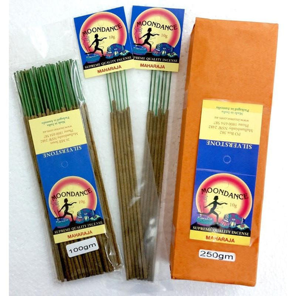Moondance Incense - Maharaja - 100g - The Hippie House