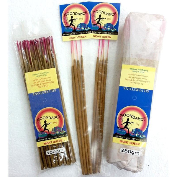 Moondance Incense - Night Queen - 100g - The Hippie House