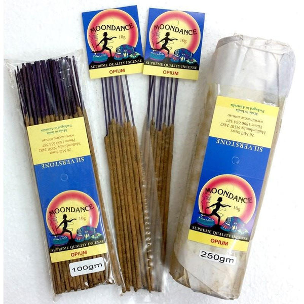 Moondance Incense - Opium - 100g - The Hippie House