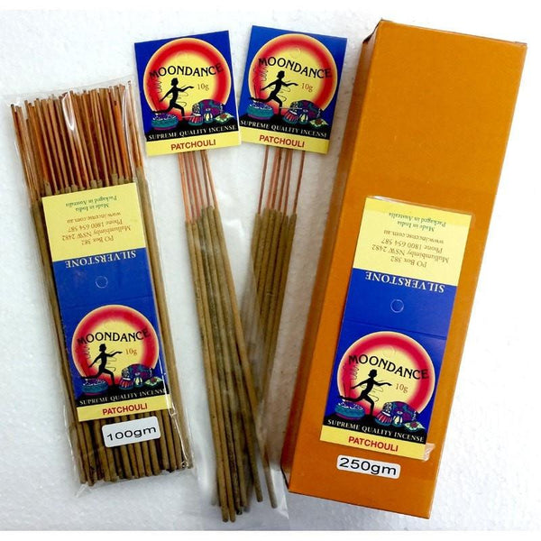 Moondance Incense - Patchouli - 100g - The Hippie House