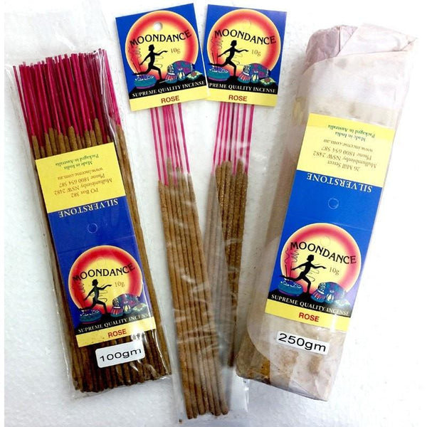 Moondance Incense - Rose - 250g - The Hippie House