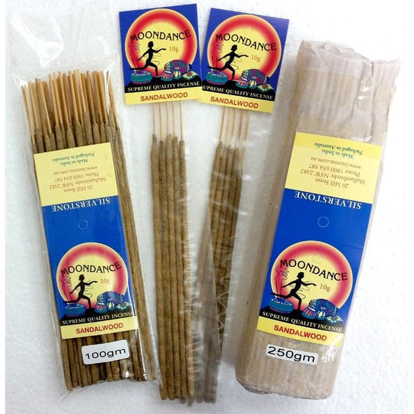 Moondance Incense - Sandalwood - 250g - The Hippie House