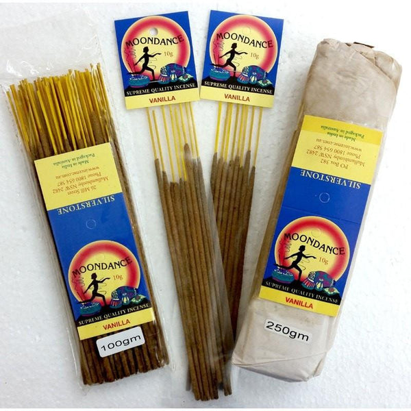 Moondance Incense - Vanilla - 250g - The Hippie House
