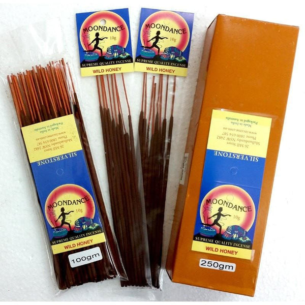 Moondance Incense - Wild Honey - 100g - The Hippie House