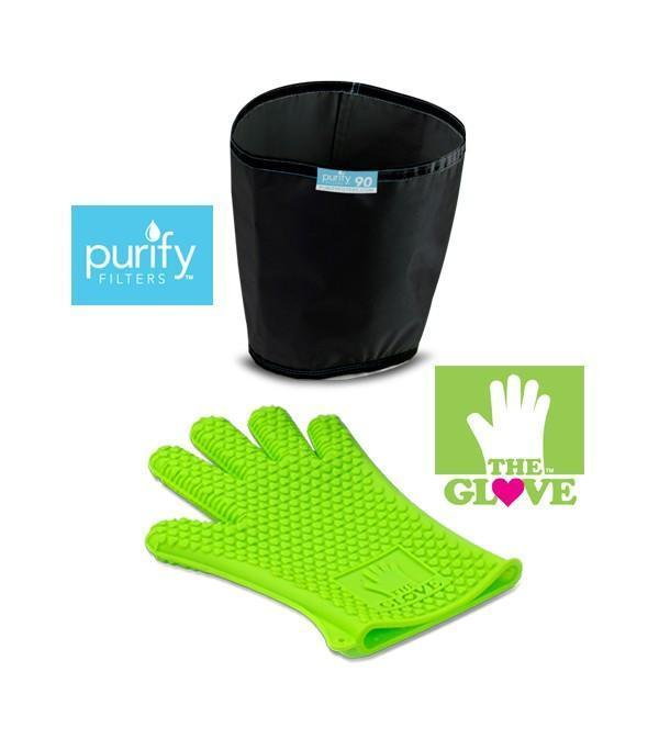 Magical Butter - Love Glove And Purify Filter Package - The Hippie House