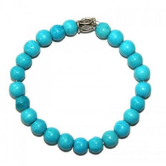 Magnesite Crystal Bracelet - The Hippie House