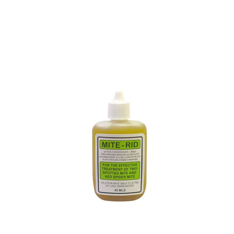 Mite Rid Pesticide - 45ML - The Hippie House
