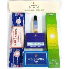 Nag Champa Gift Pack - The Hippie House