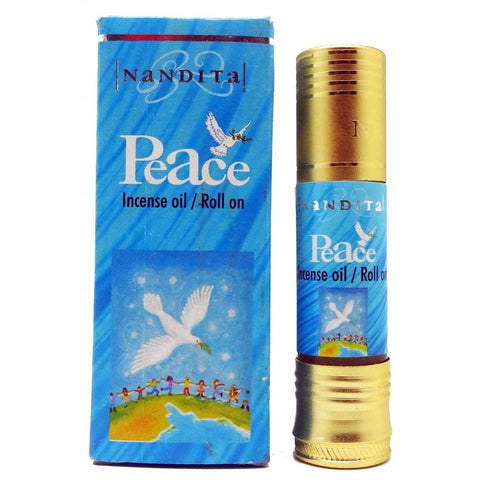 Nandita Peace Perfume Oil - The Hippie House